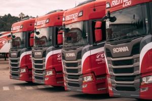 Reiter Log Scania