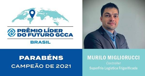 GCCA Brasil anuncia o vencedor do Prêmio Líder do Futuro